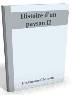 Nouveau sur @ebookaudio : Histoire d'un pay...   http://ebookaudio.myshopify.com/products/histoire-dun-paysan-ii-erckmann-chatrian-livre-audio?utm_campaign=social_autopilot&utm_source=pin&utm_medium=pin  #livreaudio #shopify #ebook #epub #français