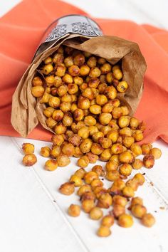 I'm a huge fan of snacking. Actually just now, as I am writing this, I am powering my way through a bowl of assorted roasted nuts. Of course, I would rather have these but I ate them all in about…