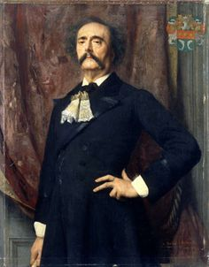 Jules Barbey d'Aurevilly par Émile Lévy/DR