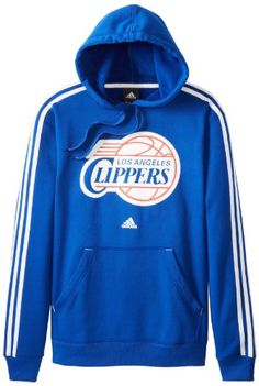 e6f41e810ac NBA Los Angeles Clippers Men's 3-Stripe Large Primary Logo Hood - http:/