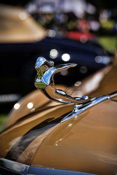 1936 Cadillac Series 75 By Fleetwood - By Gordon Dean II