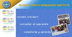 Blessed Trinity Missionary Institute: Connect and Learn #YVC2015 #ConnectLearnYVC