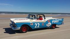 1957 Ford Fairlane 500 NASCAR Tribute