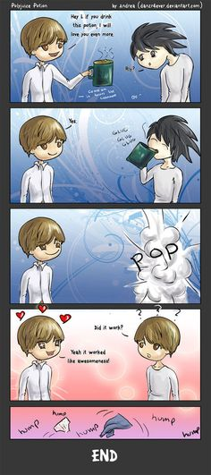 Light Yagami Image L X Death Note