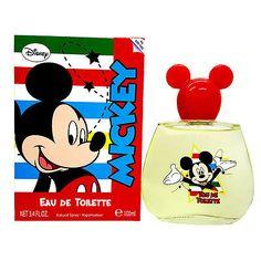 Mickey Mouse by Disney 3.4 oz 100 ml Men Kids Boys EDT* Cologne SEALED !