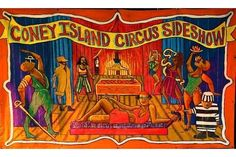 Coney Island Circus Sideshow and Freak Bar | Coney Island USA