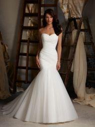 Mori Lee Blu Wedding Dresses - Style 5108