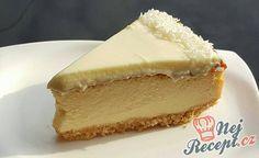 Je to nejlepší cheesecake, jaký jsem dosud jedla, mňam. Jednoduchý cheesecake a pokud máte rádi kokos a ananas, vřele doporučuji. Autor: Adanečka