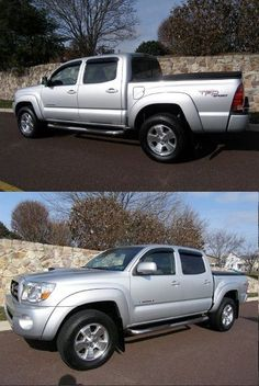 Silver 2006 Toyota Tacoma Crew Cab Pickup (Cars & Trucks) in Seattle, WA - OfferUp