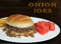 Today I have another recipe that is from my husband's mom – Onion Joes. Many years ago when we were first married I asked him what he wanted for dinner. He mentioned that he would love …