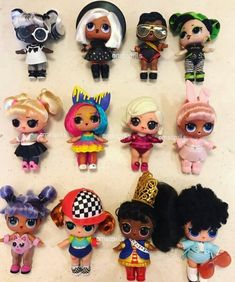 LOL Surprise Dolls | #hairgoals Toys For Girls, Kids Toys, 10 Year Old Gifts, Best Friend Necklaces, Top Toys, Lol Dolls, Doll Accessories, Crochet Toys, My Little Pony