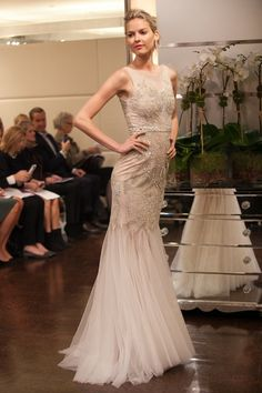 Merci New York at Badgley Mischka Fall 2013 Bridal Market