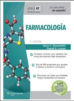 Farmacología / Gary C. Rosenfeld, David S. Wolters Kluwer Health, D. Pharmacology, David, Ebooks, Health, Products, Medicine, Texts, Goal, E Online