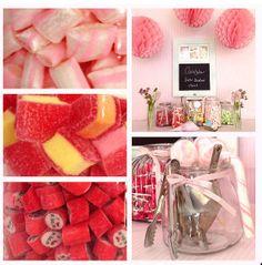 Eure Candybar wird mit einer großen Auswahl an handgemachten Süßigkeiten bestückt. Hier kann farblich alles auf eure Wünsche abgestimmt werden.