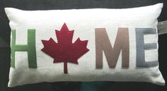 """Down filled Canadian Cottage """"lux"""" pillow! How To Remove, Cottage, Throw Pillows, Cover, Cushions, Cottages, Decorative Pillows, Cabin, Decor Pillows"""