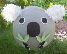 Koala Pinata by PinataPals on Etsy