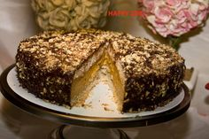 Vegan Hazelnut Pumpkin Smile chocolate cheesecake by VEGANLOTUS, $30.00