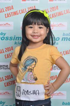 Mossimo Kids Casting Call 2014 Official Photos