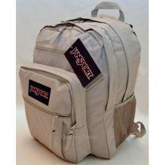 Jansport Big Student Backpack in Gunsmoke Gray at OrlandoTrend.com #OrlandoTrend #Jansport #backpack