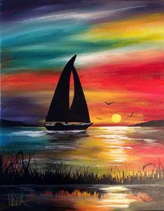 Linda- Sail Away