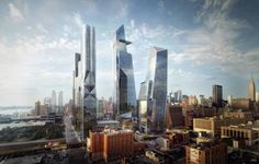 Floating Neighborhood for NYC: How to Hover a Whole Megablock