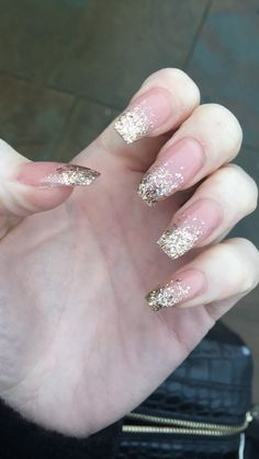 20 latest trendy pink color coffin nails styles in autumn and winter & ibaz Nails Now, Aycrlic Nails, Cute Nails, Pretty Nails, Coffin Nails, Halloween Acrylic Nails, Best Acrylic Nails, Cute Pedicures, Gold Glitter Nails