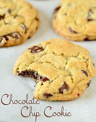 Choco-chip cookies