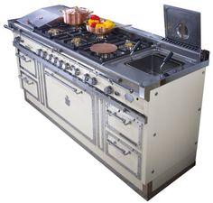 blocco cucina officine gullo