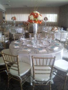 Hotel Maya wedding.