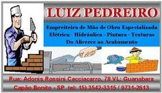 LUIZ PEDREIRO