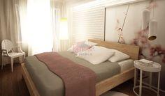Promocja! Łóżko z drewna cedrowego Marika 160x200 (Nowość na polskim rynku!)