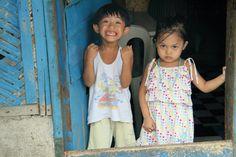 Asia - Philippines / Manila slums