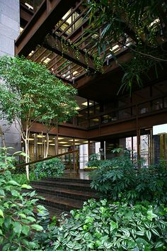 Kevin Roche - Ford Foundation Building