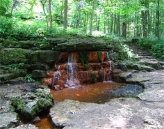 Community Cultural Study - Hilary Frambes  Glen Helen Nature Preserve. 405 Corry Street, Yellow Springs, Ohio