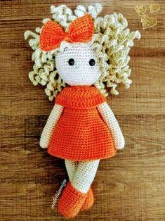 Crochet Animal Patterns, Crochet Doll Pattern, Crochet Animals, Doll Patterns, Crochet Mouse, Cute Crochet, Easy Crochet, Crochet Hats, Crochet Basics
