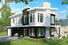 Plan de maison no. W3990 de dessinsdrummond.com
