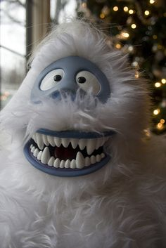 The Abominable Snowman!!!  Has been my fav monster forEVAH!!