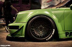 Pandora One x Fatlace x RWB x Illest Porsche