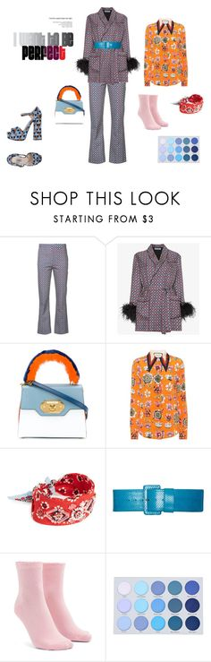 My Mix @ Match Collection # Printed Suit Mix Match, Romwe, Tory Burch, Prada, Gucci, Suits, Polyvore, Shopping, Image