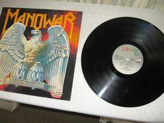 Manowar - Battle Hymns NL 1982 Lp vg+
