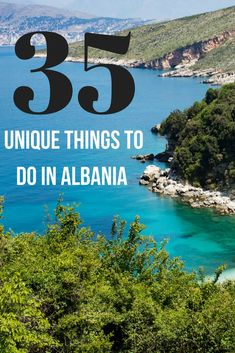 35 Unique Things to do in Albania - Anita Hendrieka Backpacking Europe, Europe Travel Guide, Travel Destinations, Travel Deals, European Destination, European Travel, European Trips, Best Places To Travel, Places To Visit