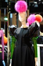 Sainte-Nitouche-by-Dominique-Maitre 2013 Schiaparelli collection by Christian Lacroix