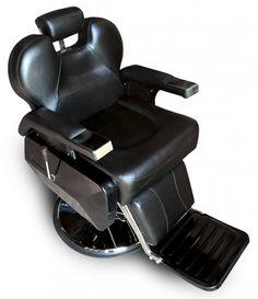 Poltrona / Cadeira de Barbeiro Premium /Hidráulica e Reclinável R$2.554,00 moveisparasalaoman.com.br