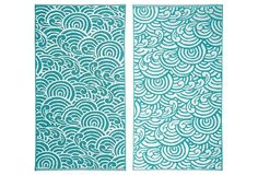 Celerie Kemble Waves Towel