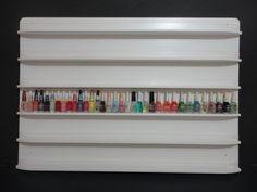 expositor organizador estante 200 esmaltes manicure unhas