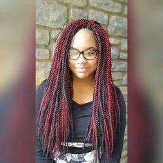 @Keva_S_daviS #KEVAonhair #KEVAfied #bbtsalon #crochetbraids #latchhookbraids