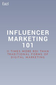 The key lies in picking out the right influencers and getting them on board.  Heres how...| www.eazl.co