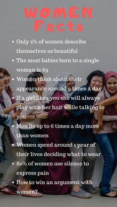 Women are strong and determined and pretty amazing. There may however be some facts you did not hear before about being a woman. Psychology Facts About Love, Psychology Says, Psychology Quotes, Dream Psychology, Amazing Science Facts, Amazing Facts For Students, Some Amazing Facts, Tattoos For Women Meaningful, Physiological Facts