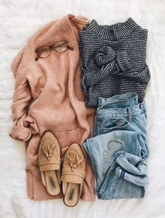 How to wear fall fashion outfits with casual style trends Fashion Mode, Look Fashion, Womens Fashion, Fashion Trends, Latest Fashion, Fashion Hacks, Fall Fashion, Fashion Tips, Fashion Ideas