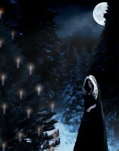 Yule Witch Pictures, Images & Photos | Photobucket